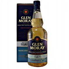 Glen Moray Peated Single Malt Whisky available to buy online at specialist…