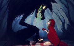 Rescreventudo: The Dark Side of Red Riding Hood\O Lado Negro da C...
