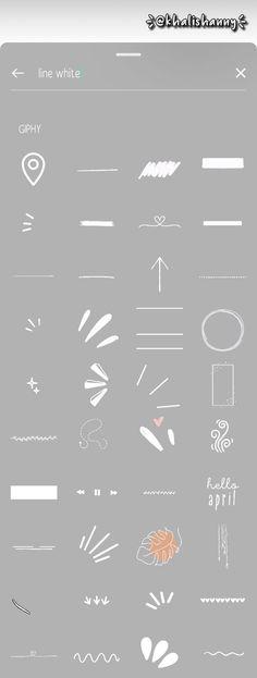 Instagram Emoji, Iphone Instagram, Instagram Frame, Instagram And Snapchat, Instagram Design, Best Filters For Instagram, Instagram Story Filters, Story Instagram, Insta Instagram