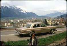 Dave Murray, Innsbruck, Austria, Mercedes Benz, Collection