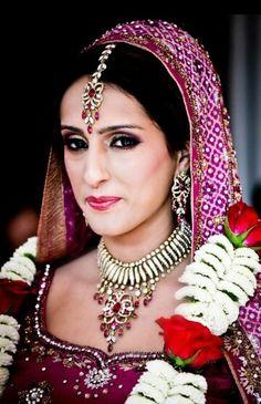 Punjabi bride...