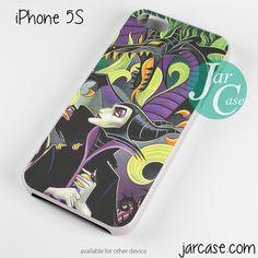 Maleficent disney villlain Phone case for iPhone 4/4s/5/5c/5s/6/6 plus