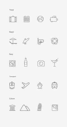 20 Free Vector Icons