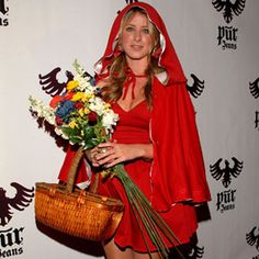 For the Classicist: Little Red Riding Hood