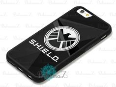 Shield Marvel Comics iPhone 6 Case Cover