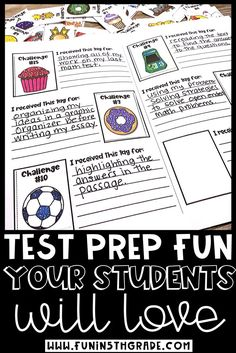 Test Prep Fun Your Students Will Love! Fun Test, Math Test, Test Prep, Student Learning, Fun Learning, Cooperative Learning, Practice Math Problems, Leadership Activities, Group Activities