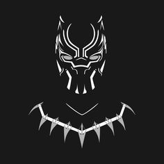 Check out this awesome 'black+panther' design on @TeePublic!