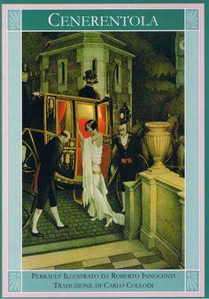 Cenerentola illustrata da Roberto Innocenti, La Margherita Edizioni ...