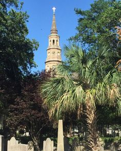 Circular Congregational Church, Charleston SC