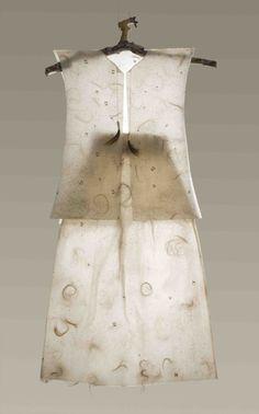 whiteatticpapers:  Dress of the Unfaithful Wife - Andi LaVine Arnovitz