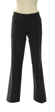 Pull On Petite Pant in Charcoal by Tribal (12P) Tribal. $42.31