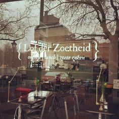We dare to say that the best cakes and high tea in Roffa are to be get at 'Lof der Zoetheid', situated in the upcoming area 'Het Oude Noorden'. #hetoudenoorden #rotterdam #greetingsfromnl