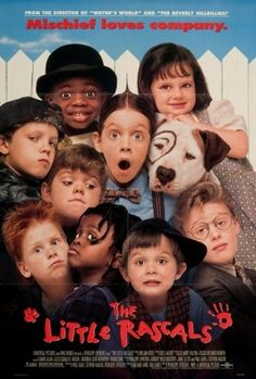 The Little Rascals (1994) movie #poster, #tshirt, #mousepad, #movieposters2