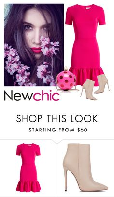 """The New Chic"" by latoyacl ❤ liked on Polyvore featuring мода, Opening Ceremony, Akira Black Label и Kate Spade"