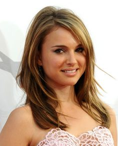 Natalie Portman medium length hair  I think this is what I am going to have done for the spring!!