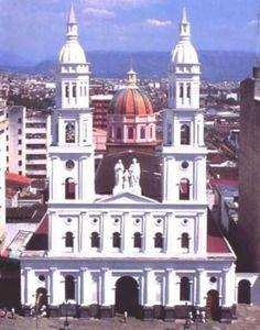 catedral de la sagrada familia bucaramanga, colombia | Visita a las Iglesias de Bucaramanga