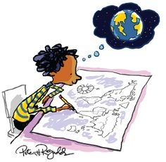 Mapping the World by Heart - FableVision Learning :: Students learn about nearly 190 countries and end by being able to draw a detailed map the entire world from their memory :: award winning geography curriculum