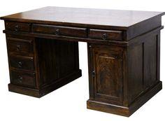 #Möbel #Schreibtisch Office Desk, Corner Desk, Furniture, Home Decor, Indian, Desk, Deco, Corner Table, Desk Office