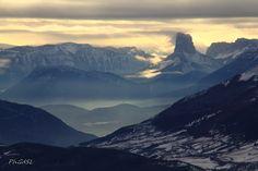 Trièves Mont Aiguille