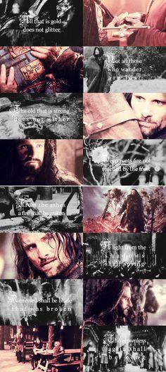 crownless kings #lotr #thehobbit