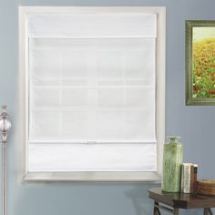 Found it at Joss & Main - Louise Magnetic Roman Shade