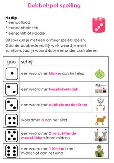 Pin on Spelling Learn Dutch, Dutch Language, Busy Boxes, Play To Learn, Sensory Activities, My Teacher, Primary School, Circuit, Homeschool