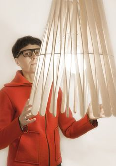 Stick Lamp / Matali Crasset | AA13 – blog – Inspiration – Design – Architecture – Photographie – Art