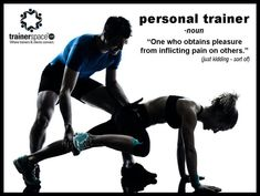 fitness quotes And they help you get RESULTS! Thats why we pay them very well...
