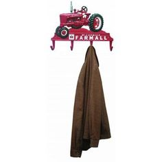 Farmall Farmall Coat Rack