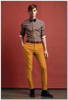 Vintage clothing men - 8 Men Retro Outfits that Will Refresh Your Look Retro Outfits, Vintage Outfits, Fashion Vintage, Retro Fashion Mens, Cheap Fashion, Vintage Clothing Styles, Retro Clothing, Men's Clothing, Retro Mode