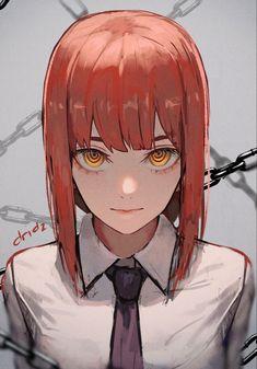 Anime Girl Cute, Anime Art Girl, Anime Oc, Manga Anime, Manga Hair, Man Icon, Stray Dogs Anime, Girls Characters, Slayer Anime