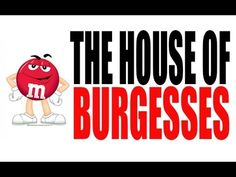 A short lecture on the origins and importance of the House of Burgesses. Perfect for Social Studies students, lifelong learners and the cray cray on the inte...