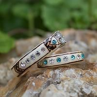 9 Best Antler Rings Images On Pinterest Deer Antler Ring Rings