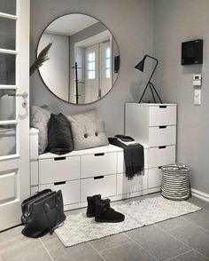15 Nordic-Style Bedroom Ideas To Inspire you Home Decor Bliss Minimalist Bedroom Bedroom Bliss Decor Home Ideas Inspire nordicstyle Room Ideas Bedroom, Decor Room, Home Bedroom, Living Room Decor, Modern Bedroom, Simple Bedrooms, Master Bedroom, Bed Room, Girls Bedroom