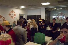 Having so much fun! - - Halloween 2012 in Scottsdale Office #DASHalloween
