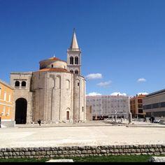 Smallest Catholic Church in Zadar