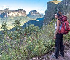 Chapada Diamantina est un des plus beaux parcours de randonnée en Amérique du Sud. Ses paysages à couper le souffle et sa végétation luxuriante en font un incontournable du Brésil. Le Parc National de Chapada Dimantina se trouve à l'état de Bahia dans le Nordeste Brésilien. Il était...