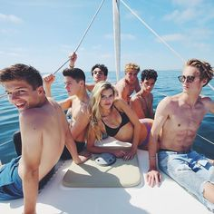 Teen Boys & Beauty | Heading to LA Today!!! So excited to hang with my squad | AJ Mitchell on Instagram @ajmitchell with @alexlange @lucas_dobre @alissaviolet @marcusdobre @jakepaul & @neelsvisser