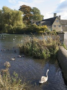 Fairford Mill, Gloucestershire, England
