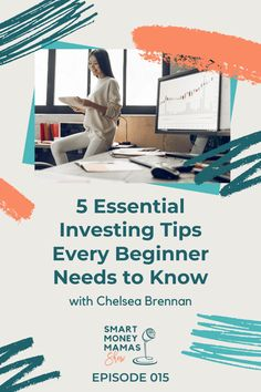In today's episode, I want to share with you 5 things all new investors need to know to get started with confidence and avoid making costly mistakes. I will guide you through how and where to get started investing when you're just starting out and arm you with what you need to know to get your dollars working for you. Make More Money, Make Money From Home, Finance Blog, Get Out Of Debt, Managing Your Money, 5 Things, Money Tips, Investors, Personal Finance