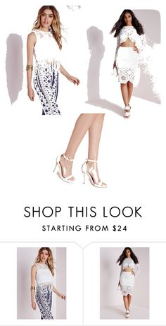 """""""Untitled #2587"""" by clarry-sinclair ❤ liked on Polyvore featuring Missguided"""