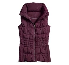 So Cozy! DOWN VEST - Wine from Johnston & Murphy #fallstyle #johnsonmurphy