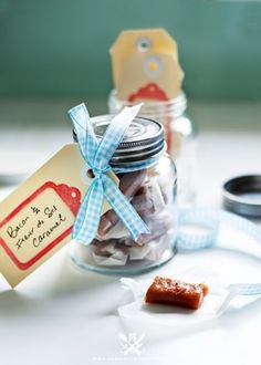 25 Amazing Foodie Wedding Favors To Gladden The Guests | Weddingomania