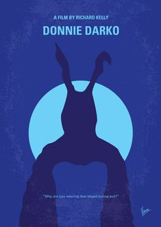 My Donnie Darko minimal movie poster Art Print by Chungkong Art. All prints are professionally printed, packaged, and shipped within 3 - 4 business days. Movie Posters Uk, Minimal Movie Posters, Minimal Poster, Movie Poster Art, Donnie Darko Movie, Poster Minimalista, Poster Prints, Art Prints, Movie Prints