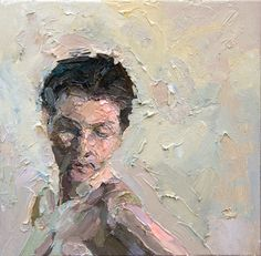 """Saatchi Online Artist: Carlos San Millan; Oil, Painting """"N/T"""""""