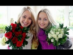 If you're an adventurous bride and want to tackle your own bouquet, this video shows you some basic steps to do just that!!!