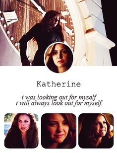 TVD- Katherine