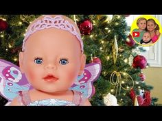 New Baby Doll Baby Born: Unboxing and review. Miracles for kids have sta...