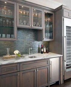 Ways To Choose New Cooking Area Countertops When Kitchen Renovation – Outdoor Kitchen Designs White Granite Countertops, Outdoor Kitchen Countertops, Kitchen Cabinets, Wood Cabinets, Kitchen Sink, Granite Backsplash, Kitchen Wood, Upper Cabinets, Backsplash Ideas