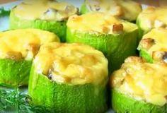 Dovlecei umpluți cu ciuperci și cașcaval — un deliciu gingaș, suculent și dietetic! - Retete-Usoare.eu